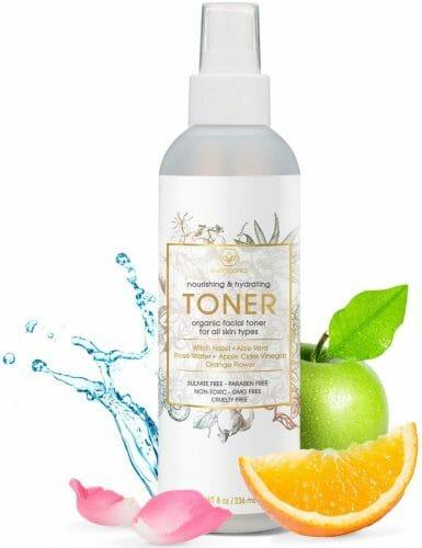 Era Organics Face Toner Spray