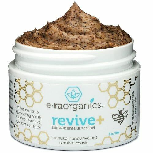 Era Organics Microdermabrasion Facial Scrub & Face Exfoliator