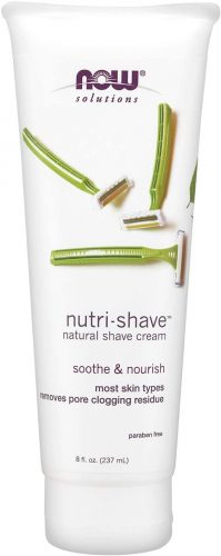 NOW Solutions Nutri-Shave Shave Cream