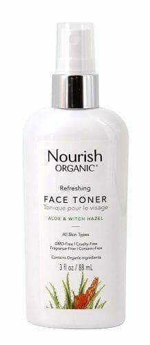 Nourish Organic Refreshing Skin Toner
