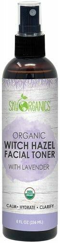 Sky Organics Organic Lavender Witch Hazel Toner