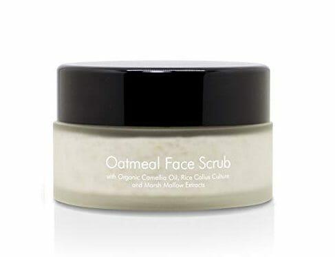 Thann Oatmeal Face Scrub - Exfoliating Facial Scrub