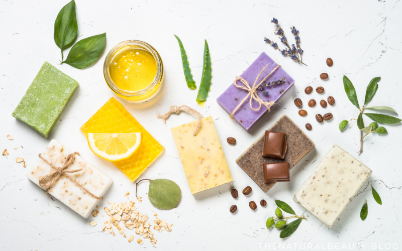 The Best Natural and Organic Soap Bars