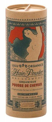 Lulu Organics Lavender & Clary Sage Hair Powder