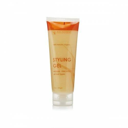 100% Natural & Organic Styling Gel