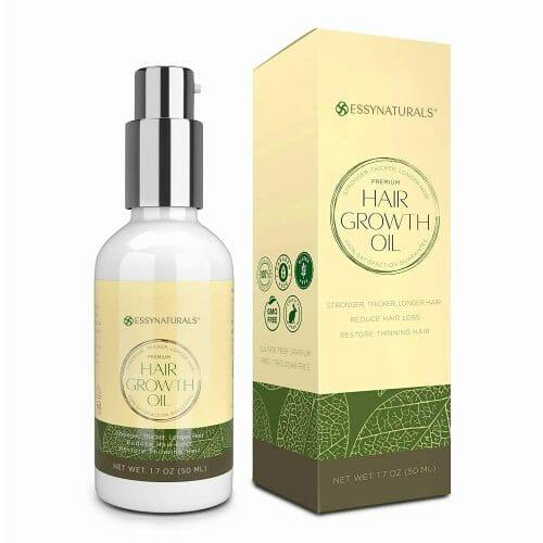 Essy Naturals Hair Growth Oil