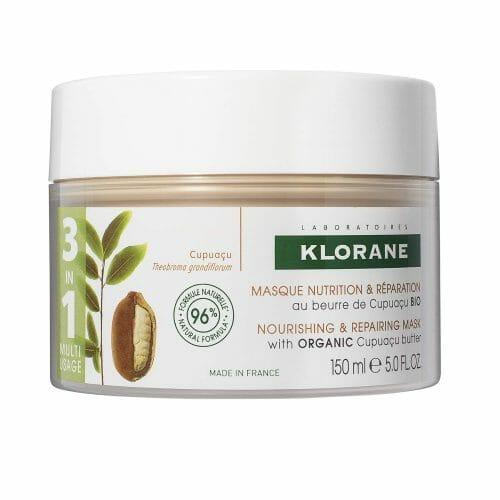 Klorane 3-in-1 Mask with Organic Cupuaçu Butter