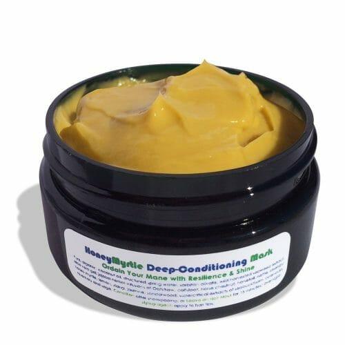 Living Libations - Organic Honey Myrtle Deep Conditioning Hair Mask