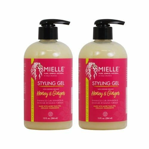 Mielle Organics Styling Gel Honey & Ginger