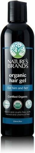 Organic Hair Gel by Herbal Choice Mari