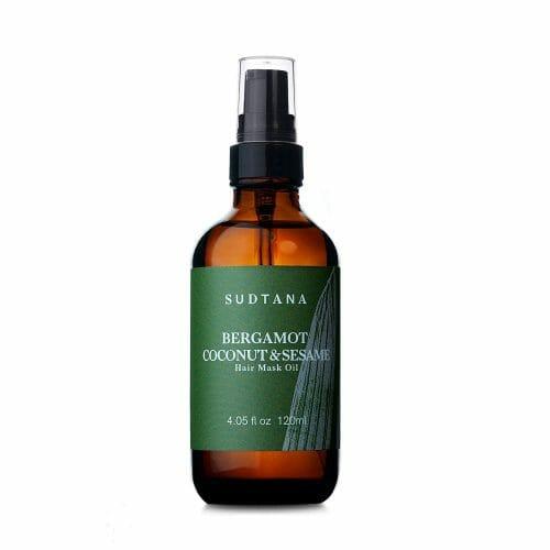 Sudtana Hair Mask Oil from Organic Bergamot, Coconut & Sesame
